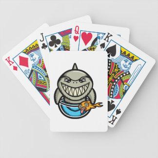 Spike the Shark Poker Deck