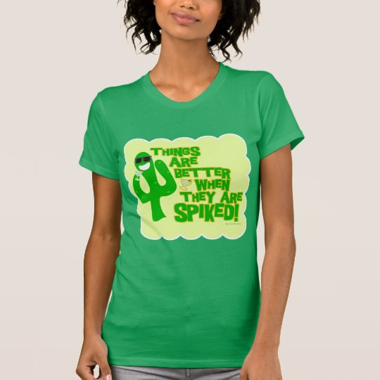Spiked Beverages are Best! T-Shirt