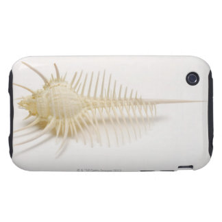 Spiked Murex shell Tough iPhone 3 Cover
