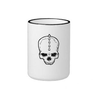 Spiked Skull Mug