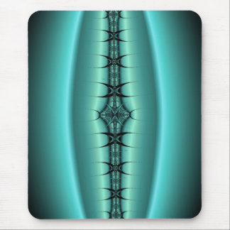 Spiked Zipper Mouse Pad