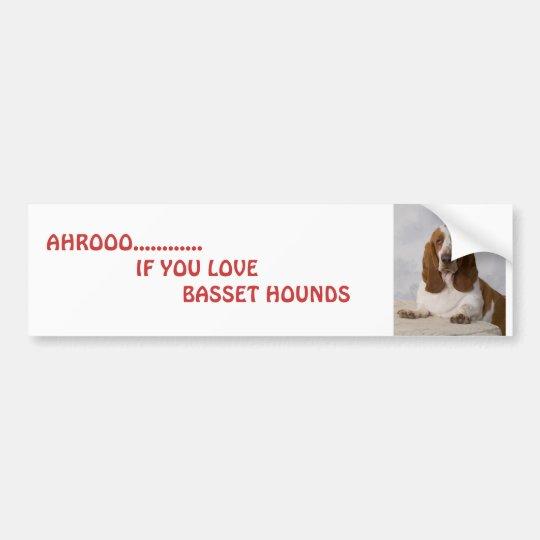 Spiker, AHROOO............                     ... Bumper Sticker