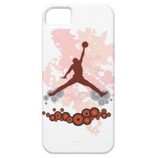 Spiker basketball player iPhone 5 case