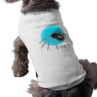 Spiker Dog Halloween Shirt Doggie Tee