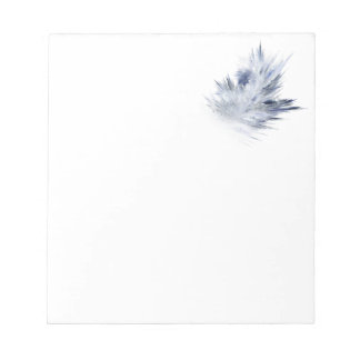 Spikes of Frost Note Pad