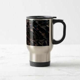 Spikes Stainless Steel Travel Mug