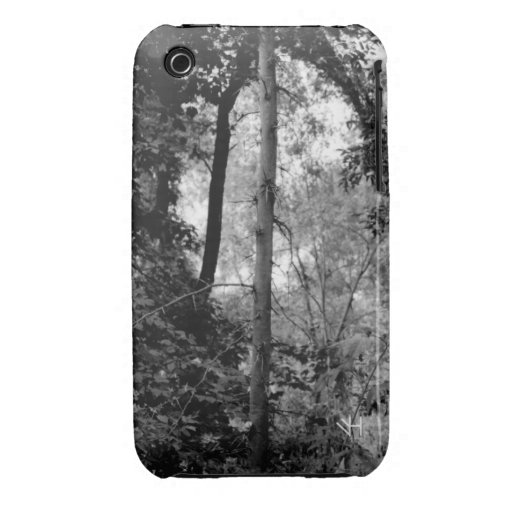 Spiky Tree iPhone 3 Case-Mate Case