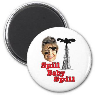 spill baby spill... fridge magnet
