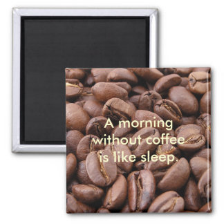 Spill the Beans Refrigerator Magnets