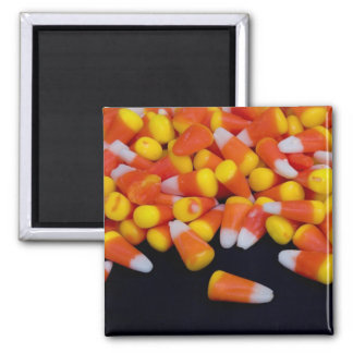 Spilled Candy Corn Magnet