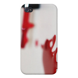 Spilled Nail Polish iPhone 4/4S Cases