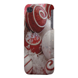 Spilled Ornaments 4/4s iPhone 4 Cases