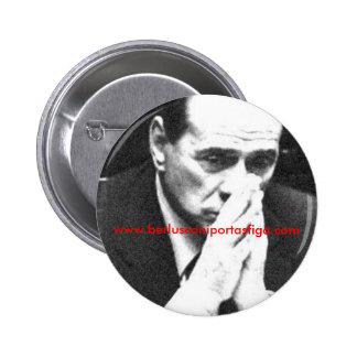 Spilletta 6 Cm Round Badge