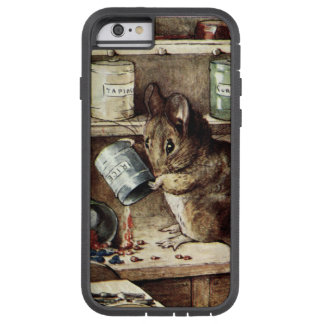 Spilling Rice (Two Bad Mice by Beatrix Potter) Tough Xtreme iPhone 6 Case