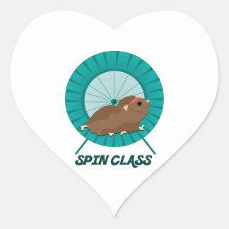 Spin Class Sticker