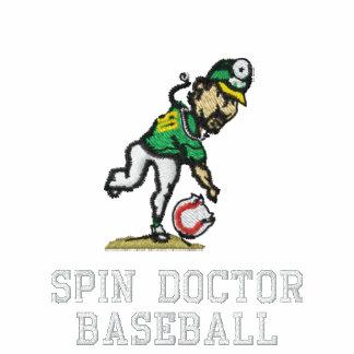 Spin Doctor Baseball Men s Polo