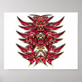 Spin emblem 000002 poster