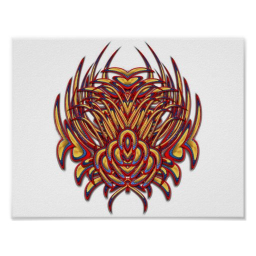 Spin emblem 000004 print