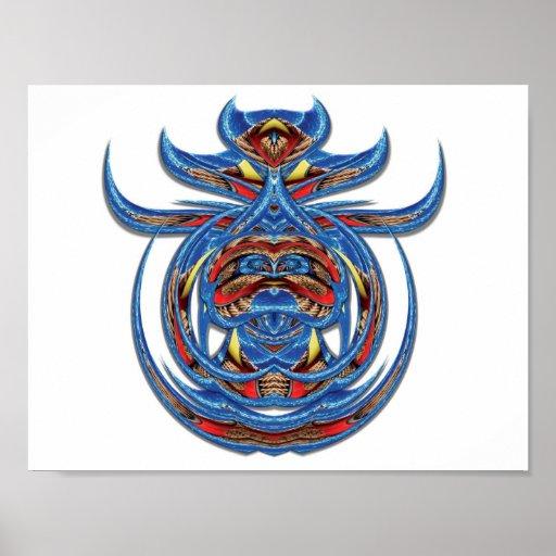 Spin emblem 000011 print