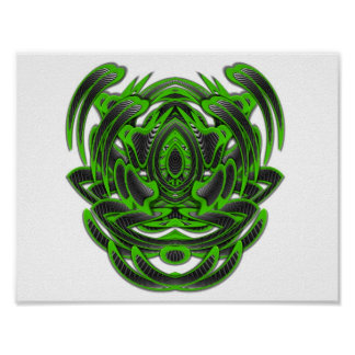 Spin emblem 000013 poster