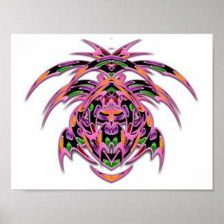 Spin emblem 000014 print