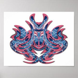 Spin emblem 000018 print