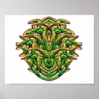 Spin emblem 000023 print