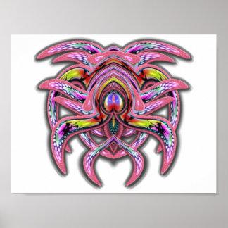 Spin emblem 000025 print