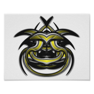 Spin emblem 000027 print