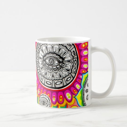 Spin II Coffee Mug