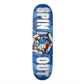 Spin Out Skateboard