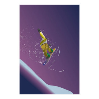 Spin Posters