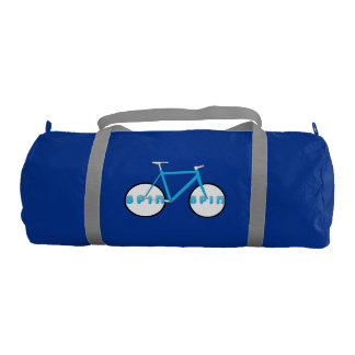 Spin spin gym duffel bag