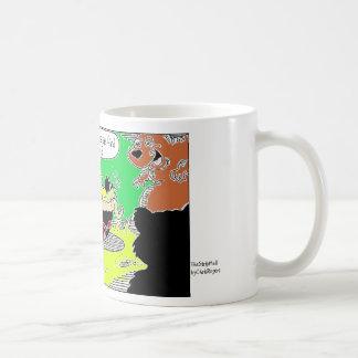 SPIN THE TURTLE, TheStripMallbyChrisRogers Basic White Mug