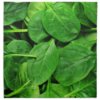 Spinach Printed Napkins