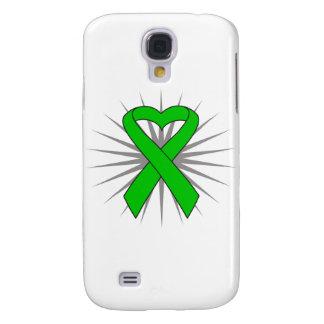 Spinal Cord Injury Awareness Heart Ribbon HTC Vivid / Raider 4G Case