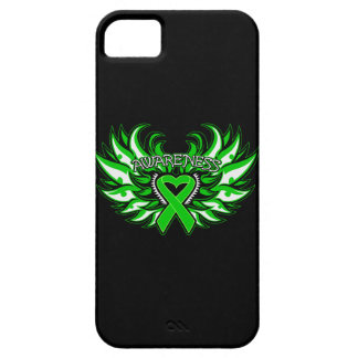 Spinal Cord Injury Awareness Heart Wings iPhone 5 Cover