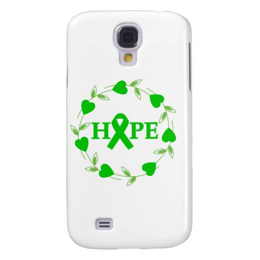 Spinal Cord Injury Hearts of Hope Samsung Galaxy S4 Covers