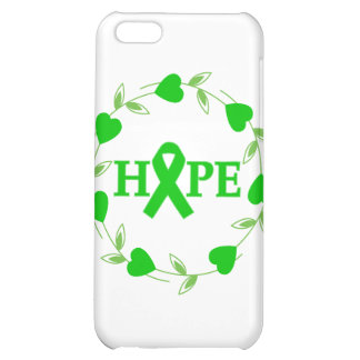 Spinal Cord Injury Hearts of Hope iPhone 5C Case