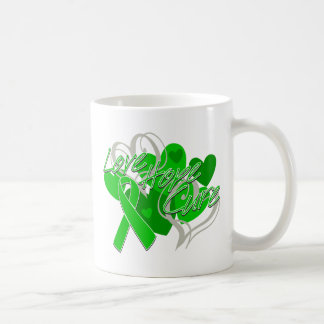 Spinal Cord Injury Love Hope Cure Mugs