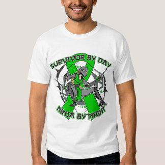 Spinal Cord Injury Survivor By Day Ninja By Night Shirt
