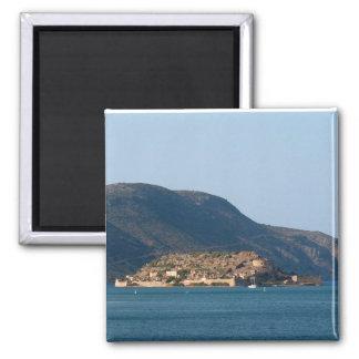 Spinalonga Island Magnet