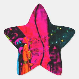 SPINDEROK -Fairytales Star Sticker
