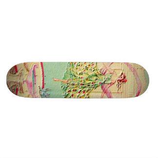 Spinderok - Skakeboard Deck -Fairy Tale Custom Skate Board