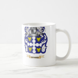 Spinks Coat of Arms (Family Crest) Coffee Mugs