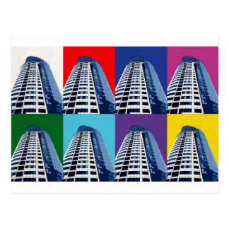 Spinnaker Colour Therapy Postcard