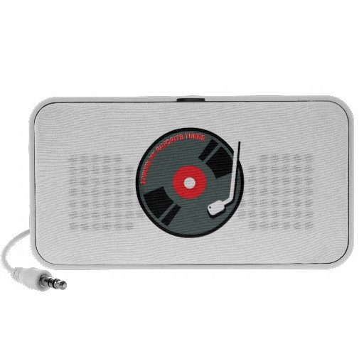 Spinnin My Favorite Tunes Mini Speakers