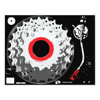 Spinning Cogs Card