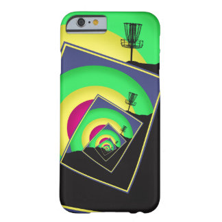 Spinning Disc Golf Baskets 5 Barely There iPhone 6 Case