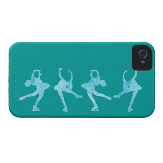 Spinning Figure Skater iPhone 4 Case-Mate Case